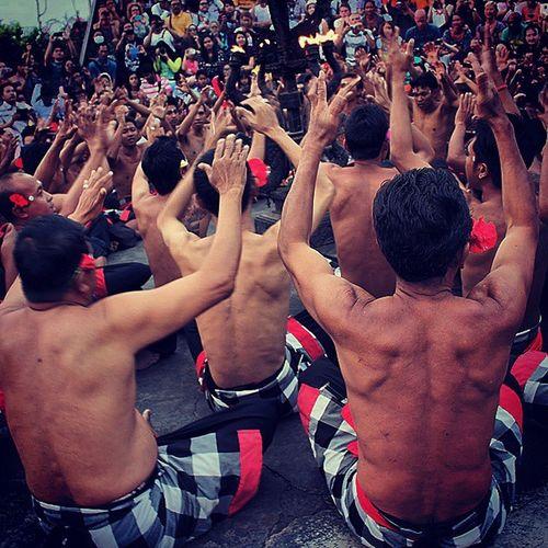 Kekak Traditional Dance Uluwatu Bali INDONESIA Kekak Awesome Baraka Travel