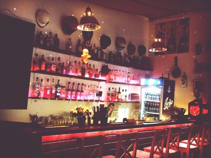 Happy Hour Nightclub Nightlife Alcohol Drink Bar - Drink Establishment Bar Counter Illuminated Cocktail Multi Colored