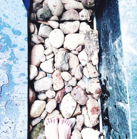 Mybeautifulholiday Colorful Stones Cool Vibes Myfootwearstories Lost in a wonderland 💦🐾😘