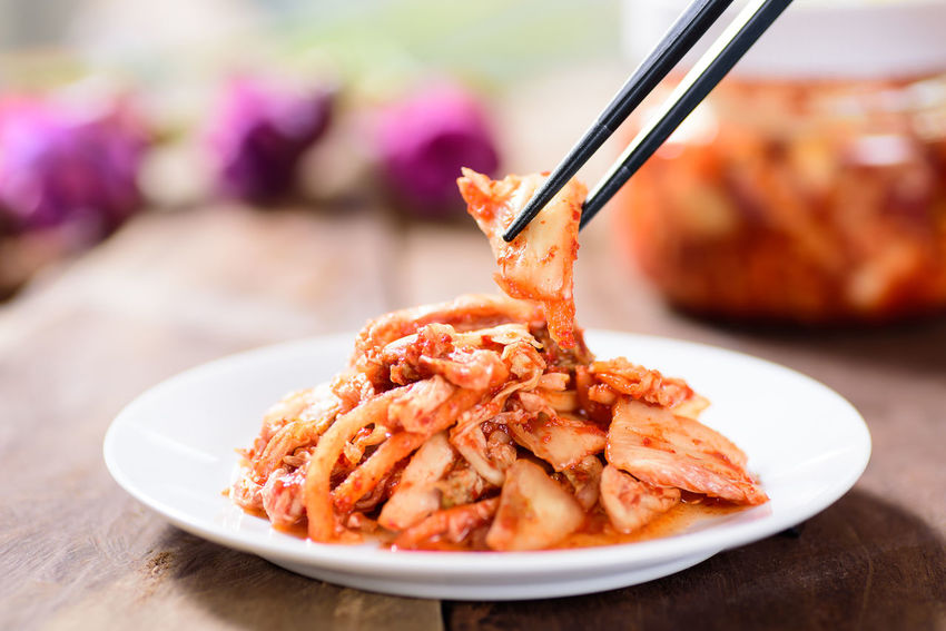 Korean food,Kimchi cabbage Diet Homemade Kimchi Korean Food Preserved Bowl Chopsticks Close-up Day Fermentation Focus On Foreground Food Food And Drink Freshness Healthy Eating Healthy Food Indoors  Italian Food Kimchee No People Pickle Plate Ready-to-eat Serving Size Table