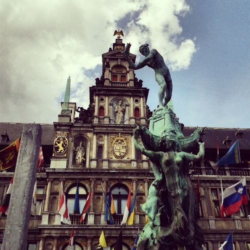 Antwerpen Enjoying Life Hello World Check This Out