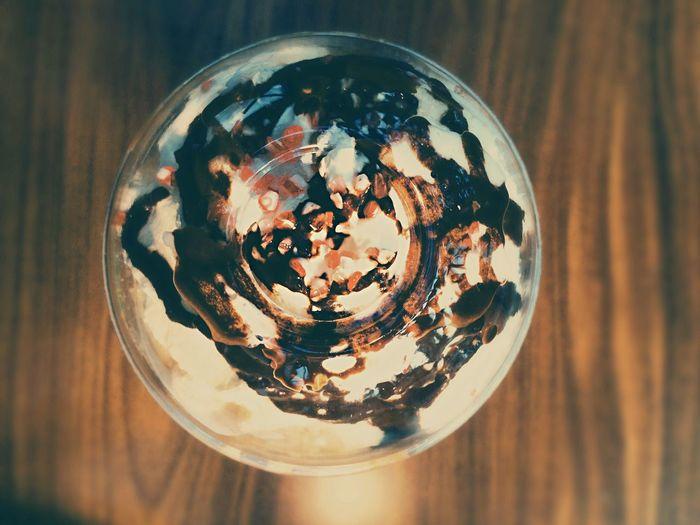 Sweet Coffee And Cigarettes at Starbucks special season menu