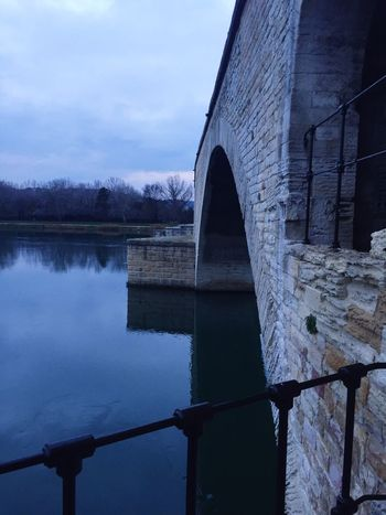 Sous le Pont d'Avignon Avignon Danse Amour ❤ Bisous Architect-2016 Eyeem Awards