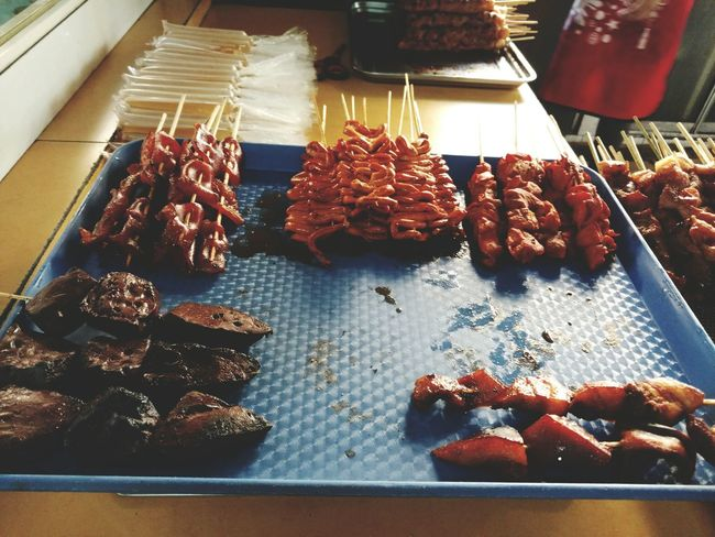 Philippines Cainta Rizal Barbecue Grill
