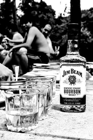 Bourbon People Drink Whisky
