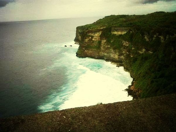 Woow,,,beautiful islands in uluwatu tample place
