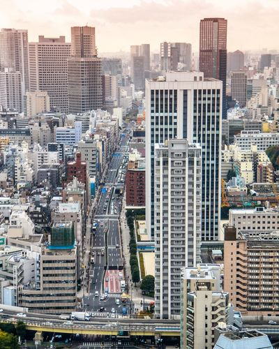 City from tokyo