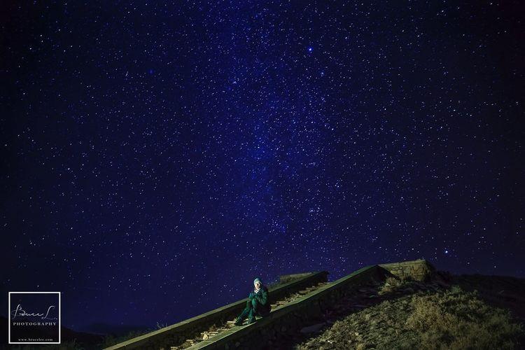 Nature Photography Sky People Mt.Hehuan Taiwan