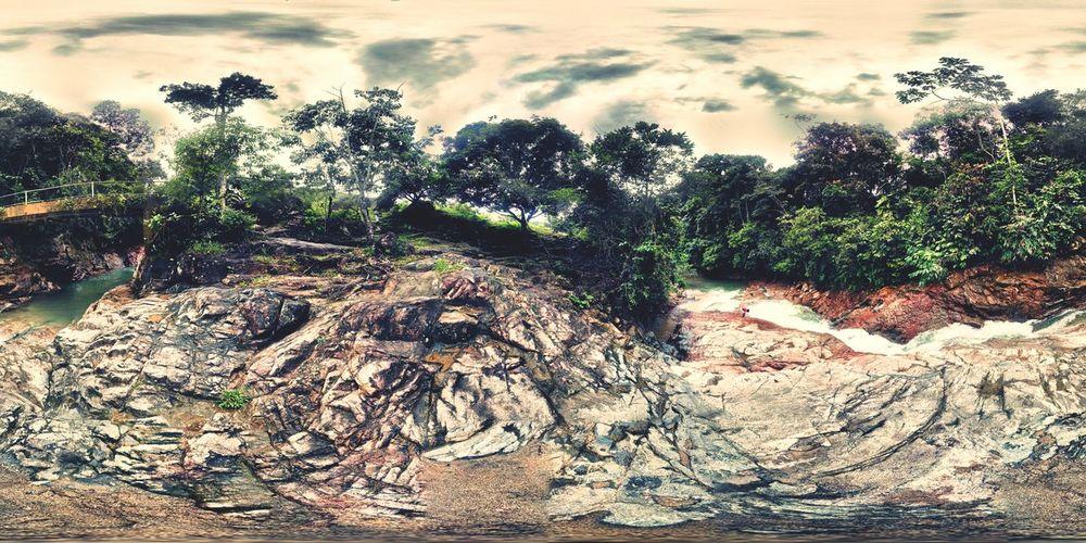 Landscape Panoramic Natue Photosphere Las pailas