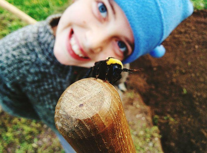 Vatradornei Nature Bee Child