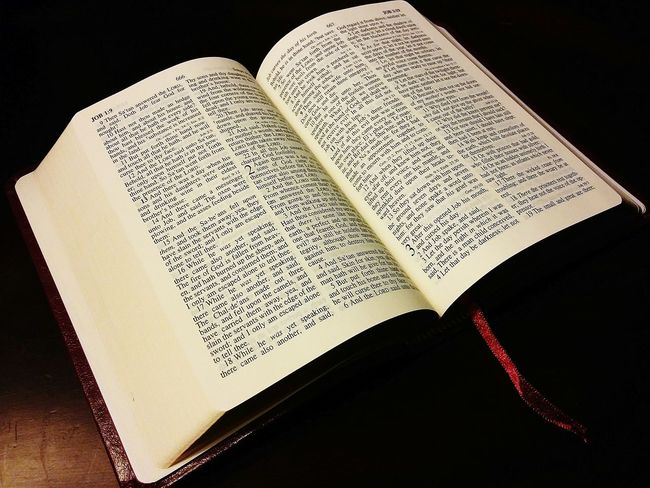 Holy Book Holy God Bible