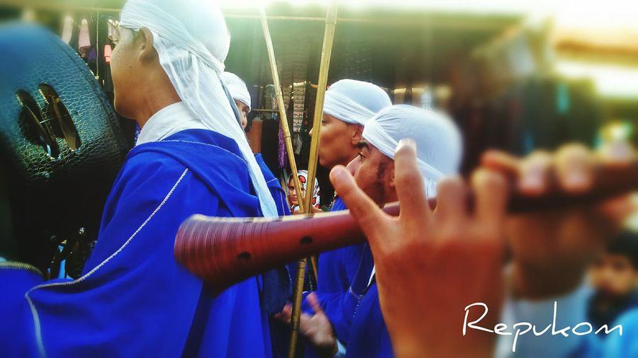 Repukom Morocco Arabic Djellaba Gnawa Music Gnawa Ghiata