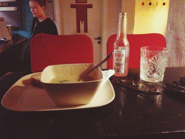 Enjoying A Meal Food Traveling