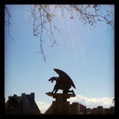 Ciudad City València Gárgola