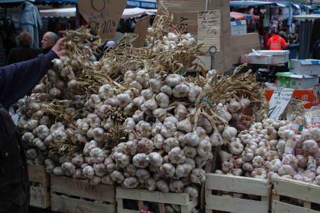 #bulk #garlic #open Market #Vegetables Day Food Freshness The Street Photographer - 2017 EyeEm Awards