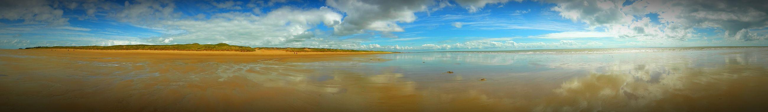 Beach Sunshine Panorama Sea Samsungphotography Color Of Life Vacation Reflection Low Season Samsung