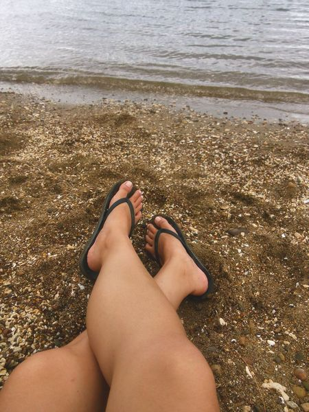 EyeEm Selects Happysad Low Section Human Leg Beach Barefoot Water Sand Sea Summer Women One Person Vacations Nature Lifestyles Shadow Day Philippines Beachdays Eyeem Philippines Huaweigr52017 PhonePhotography Nature Outdoors