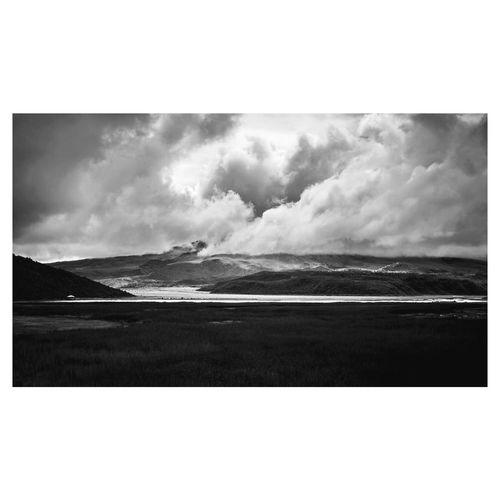 Blackandwhite Panoramic Photography Landscape Beautiful Places Eye Em Nature Lover Volcano Ecuador Canon5Dmk3 Still Life