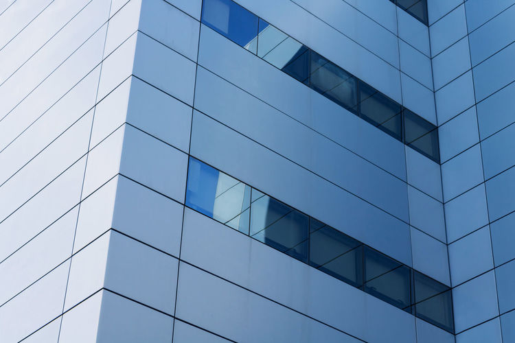 Modern life Architecture Building Built Structure City Façade Iron Modern Pattern Reflection Stella Windows