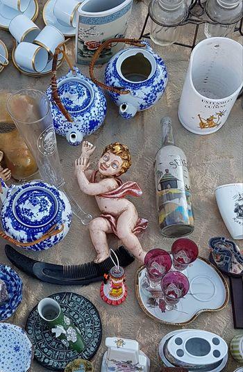 Flohmarkt Old Objects Flea Market Fleamarket Flea Markets Flea Market Finds Brocante Old Things Old Stuff Antiques Yesterday Shabby Angel