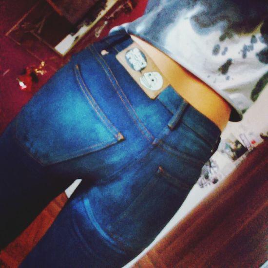 thrifting Cheapmonday Jeans Top DIY