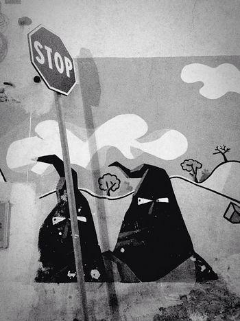 Los Banditos Sardos no quieren El Estope Sofiavicchi Sofiavicchiconceptdesign Sardegna EyeEm Bnw Streetphotographers Bnw_collection Graffiti Murales Italy Sardinia Sardegna Italy  Art Travel