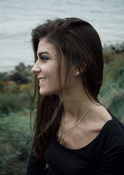 Headshot Portrait Lebophotography Long Hair Beautiful Close-up Nature Girl Woman Womanportait Cleveland Ohio Lake