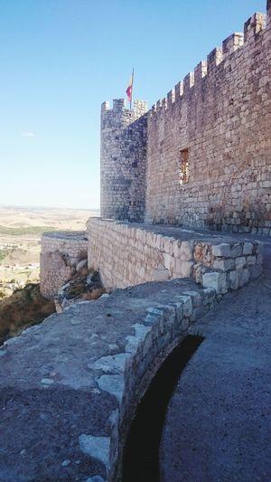 Castle Castillo Medieval The Traveler - 2015 EyeEm Awards Château Castello Castillo Castel