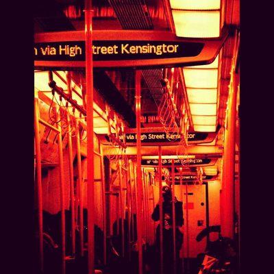 London Underground London Tube Multiple Layers Samsung Galaxy S4 Zoom