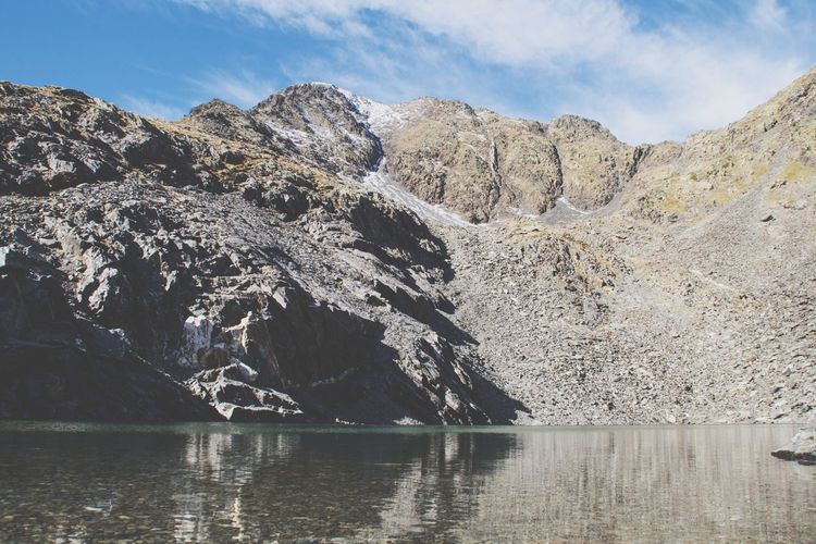 «Carlit peak» Peak EyEmNewHere Pyrenees National Park France Mountain Pyrenees Amazing View Onedayhiking