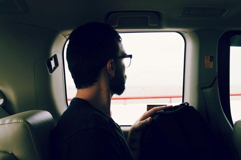 Window Car Ride  Vacation Adventure