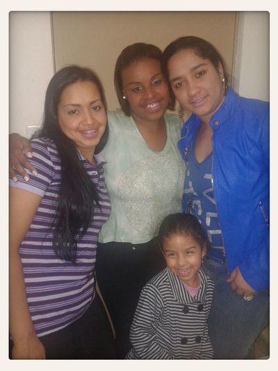 e Larinha mt Fofa. muito obrigado pela presença Meninas. ♥ Meu Niver 2.5