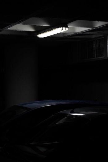 Darkness Cars