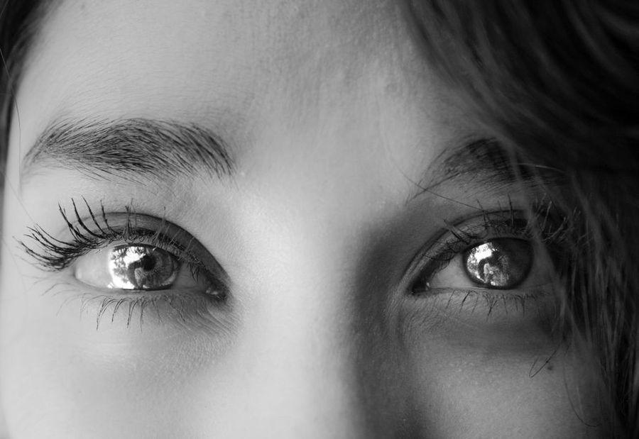 Ojos❤ Ojos Hermosos Pestañas Lindas Blanco Y Negro Canon CanonMexicana