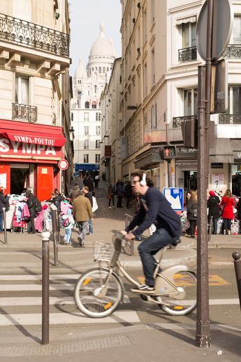 Sympa Vélib Montmartre