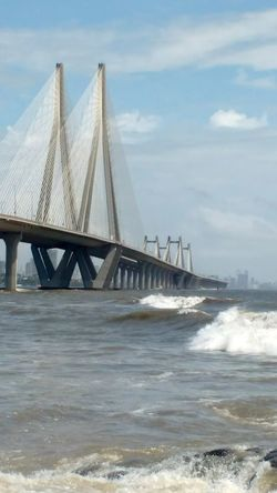 Bandra Worli Sea Link , Spectacular View