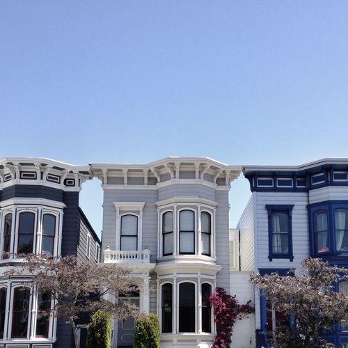 San Francisco Houses American Dream Housing Property American Dream House