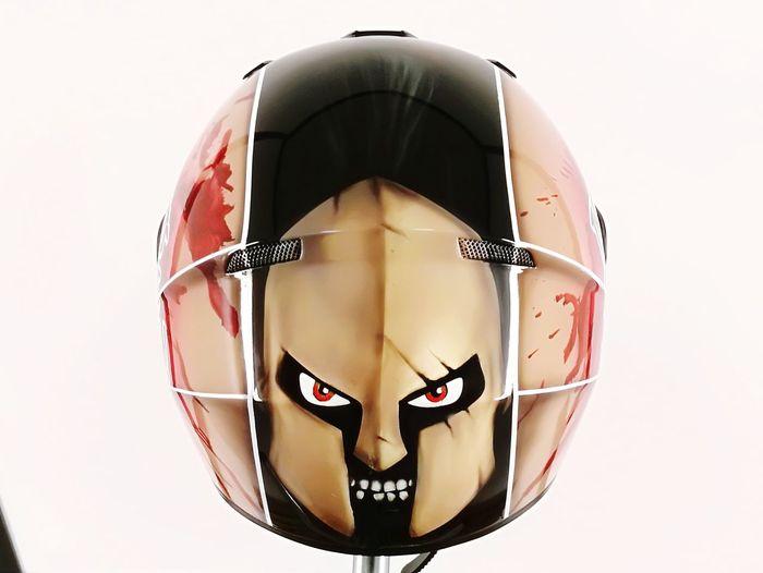 Helmet-airbrushing First Eyeem Photo