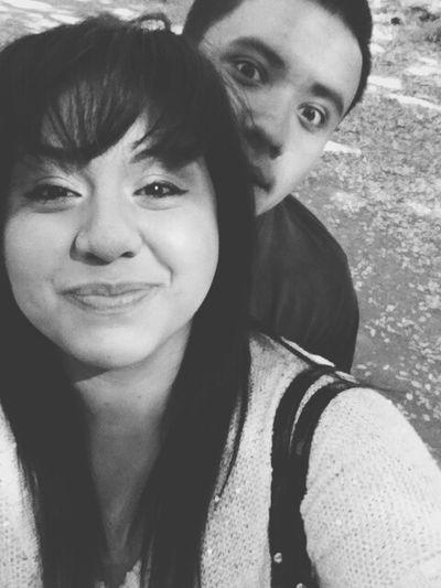 I love my silly boyfriend! ♥