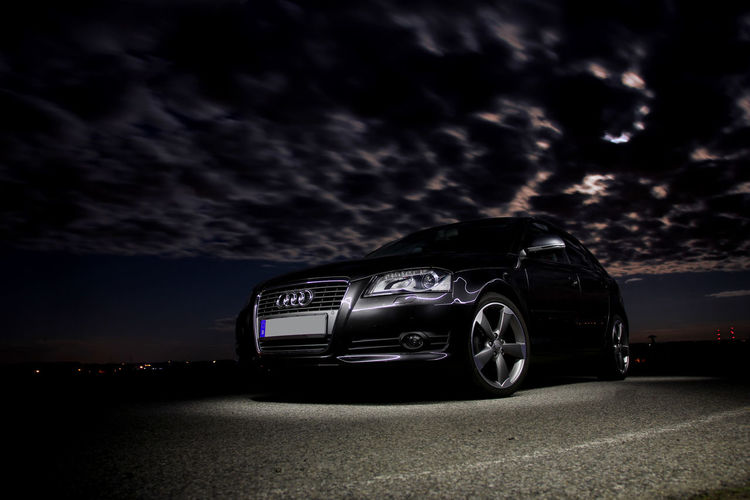 Audi Car Cloud