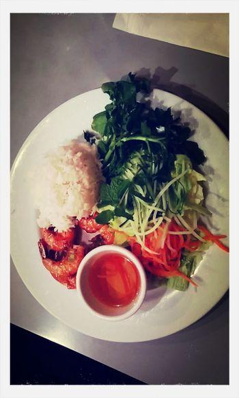 Food Porn Foodphotography Foodie Thaifood #shrimps #rice #yummy
