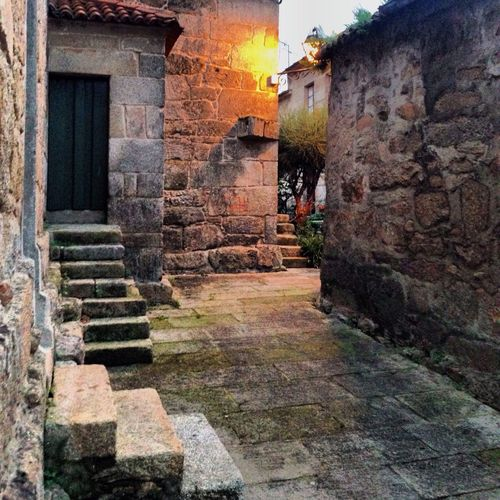 Callejeando por Cambados. Life In Colors Arquitectura Photo
