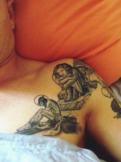 Like tatoos ! Tatoo Bed