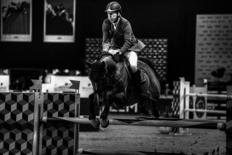 Horse Horseback Riding Longinesequestriancollection Longines Master Equestrianphotography Black And White Horse Riding Hong Kong