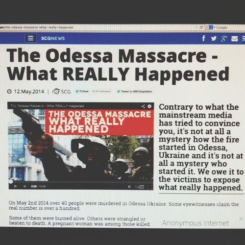 Rip Odessa Odessa,Ukraine Ukraine Crime Memories Faschist Antifaschismus