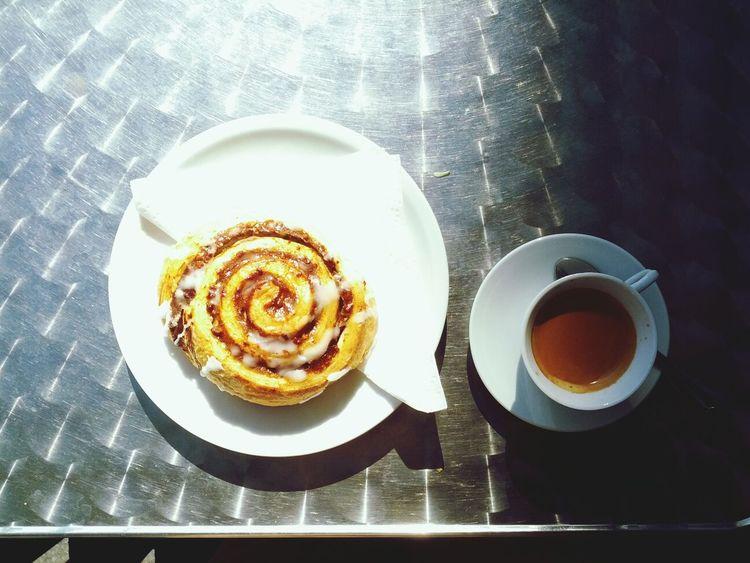 Morning Coffe Breakfast Coffee & Cake Coffe In The Morning