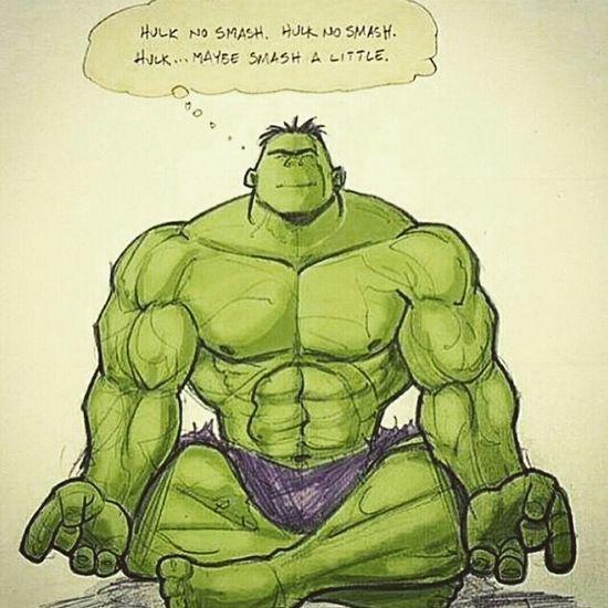 Hulk Smash Hulk