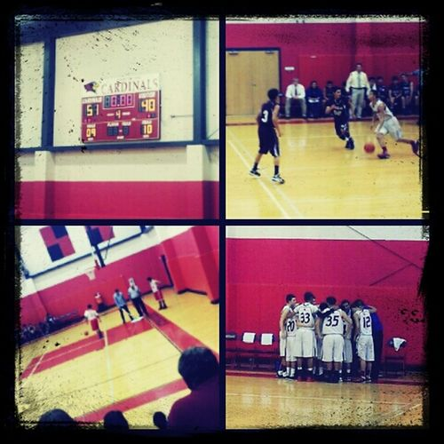 Basketball Game! ♥
