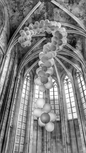 Blackandwhite Photography Black And White Church Interior Maastricht Holland Dominicanchurch Art Is Everywhere