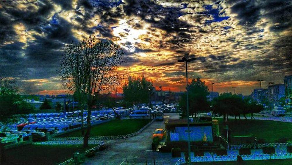Ibrahimatasevn Florya Sunset Sunsets🙇